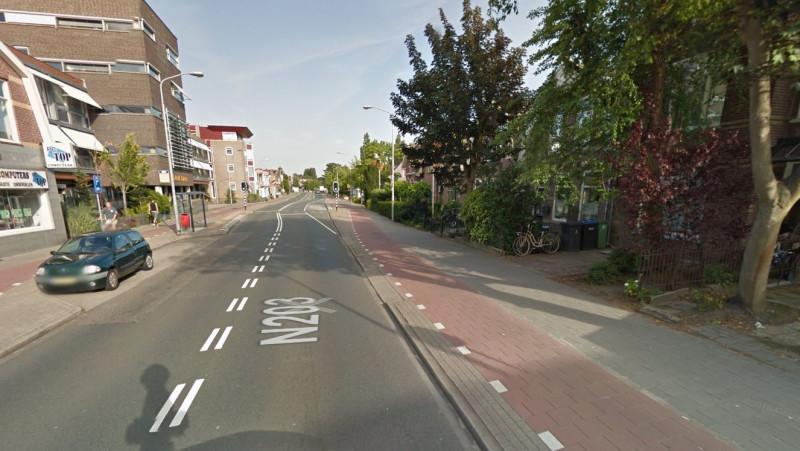 Man gewond na mysterieus ongeval in Wormerveer.