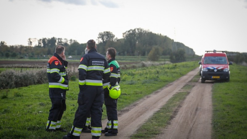 Vaten drugsafval in water