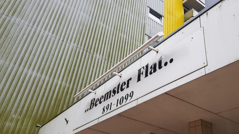 Dode flat Purmerend - Beemster Flat