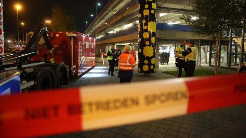 Loos alarm op Schiphol