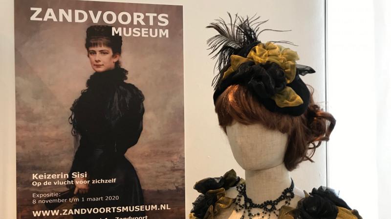 Tentoonstelling in Zandvoort over en door Sissy