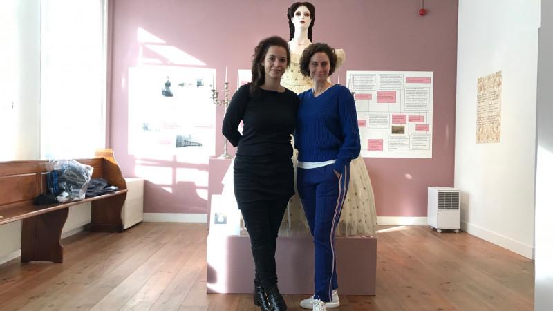 Sissy Seidenstiker en Pia Douwes