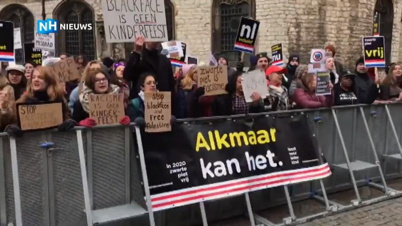 Intocht Alkmaar