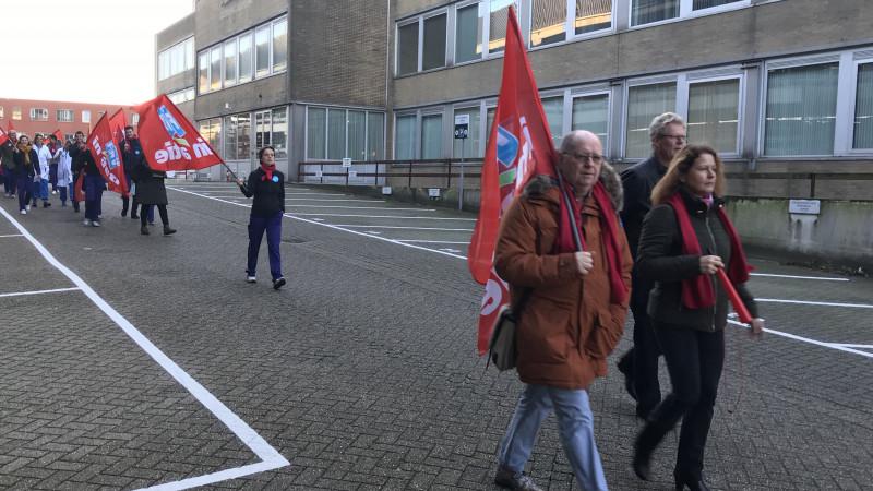Staking Hoorn Dijklander Ziekenhuis