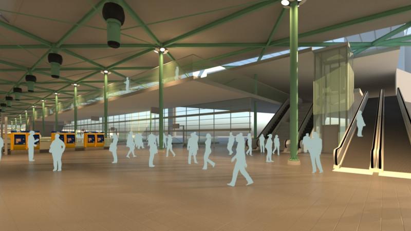 Schiphol Plaza in 2025