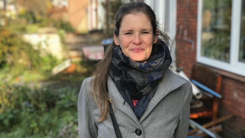 Diana helpt Zaanse gezinnen in armoede