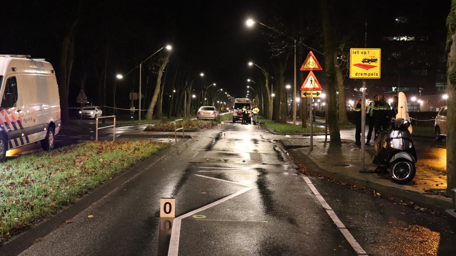 Slachtoffer aanrijding in Amsterdam overleden.