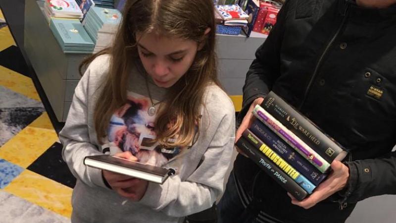 Laatste wens: Huizer nog één keer naar Zwolle om boek voor kleindochter te kopen