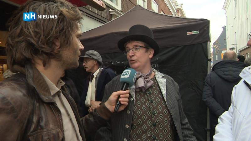 Zo was de kerstmarkt in Haarlem!