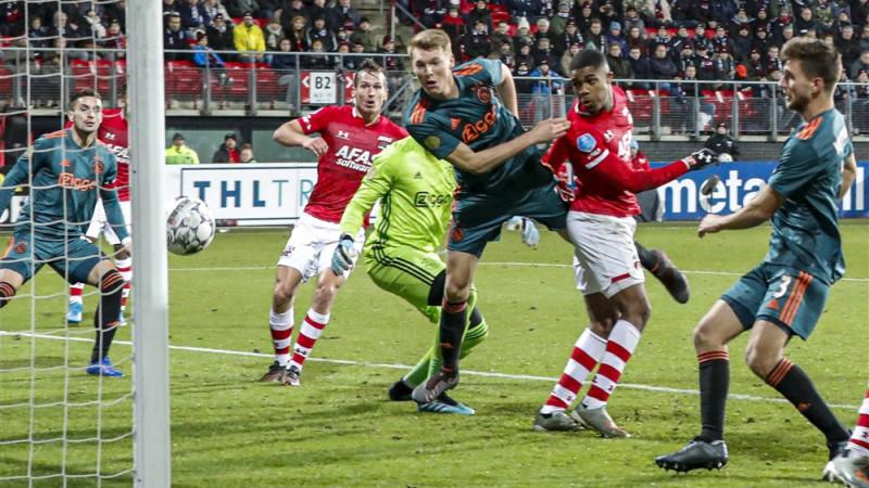 Myron Boadu geniet weer van Alkmaar