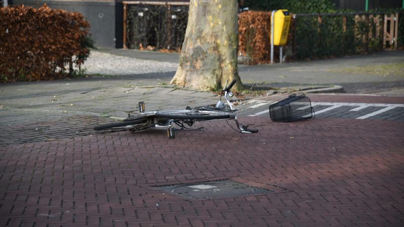 Ongeluk in Hilversum