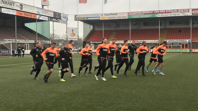 Fc Volendam Traint Op Weg Naar Topper Tegen Cambuur Weer Op Eigen Bodem Nh Nieuws