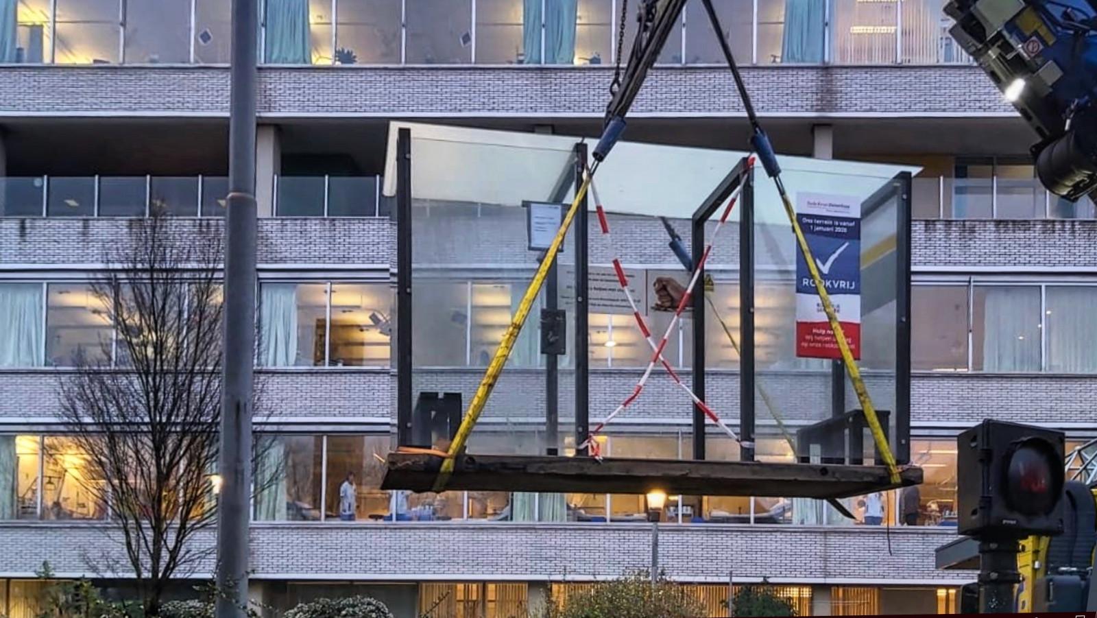 Rode Kruis Ziekenhuis In Beverwijk Volledig Rookvrij Nh Nieuws