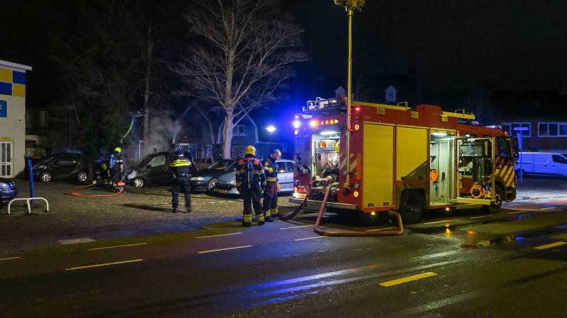 Autobranden in Beverwijk en Heemskerk