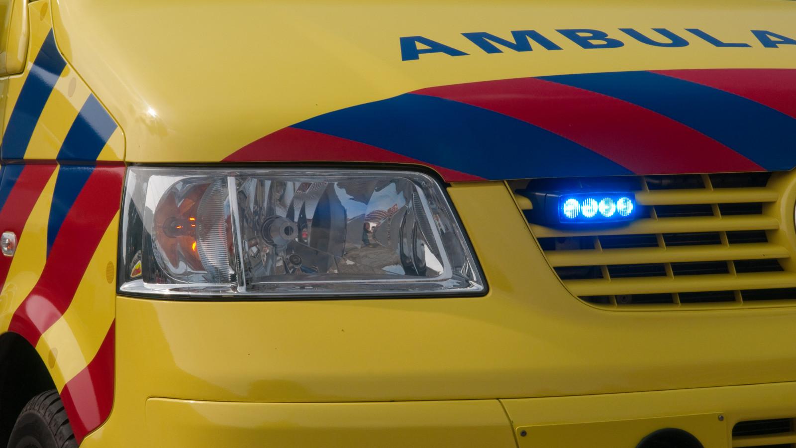 Dode bij ongeluk Nieuw-Vennep.