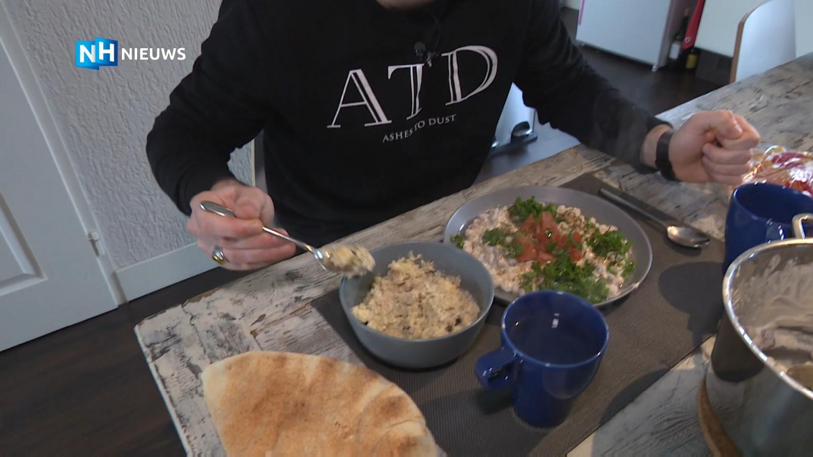 Kijkje In De Keuken Hollandse Jouri En Syrische Mohammad Wisselen Van Ontbijt Nh Nieuws