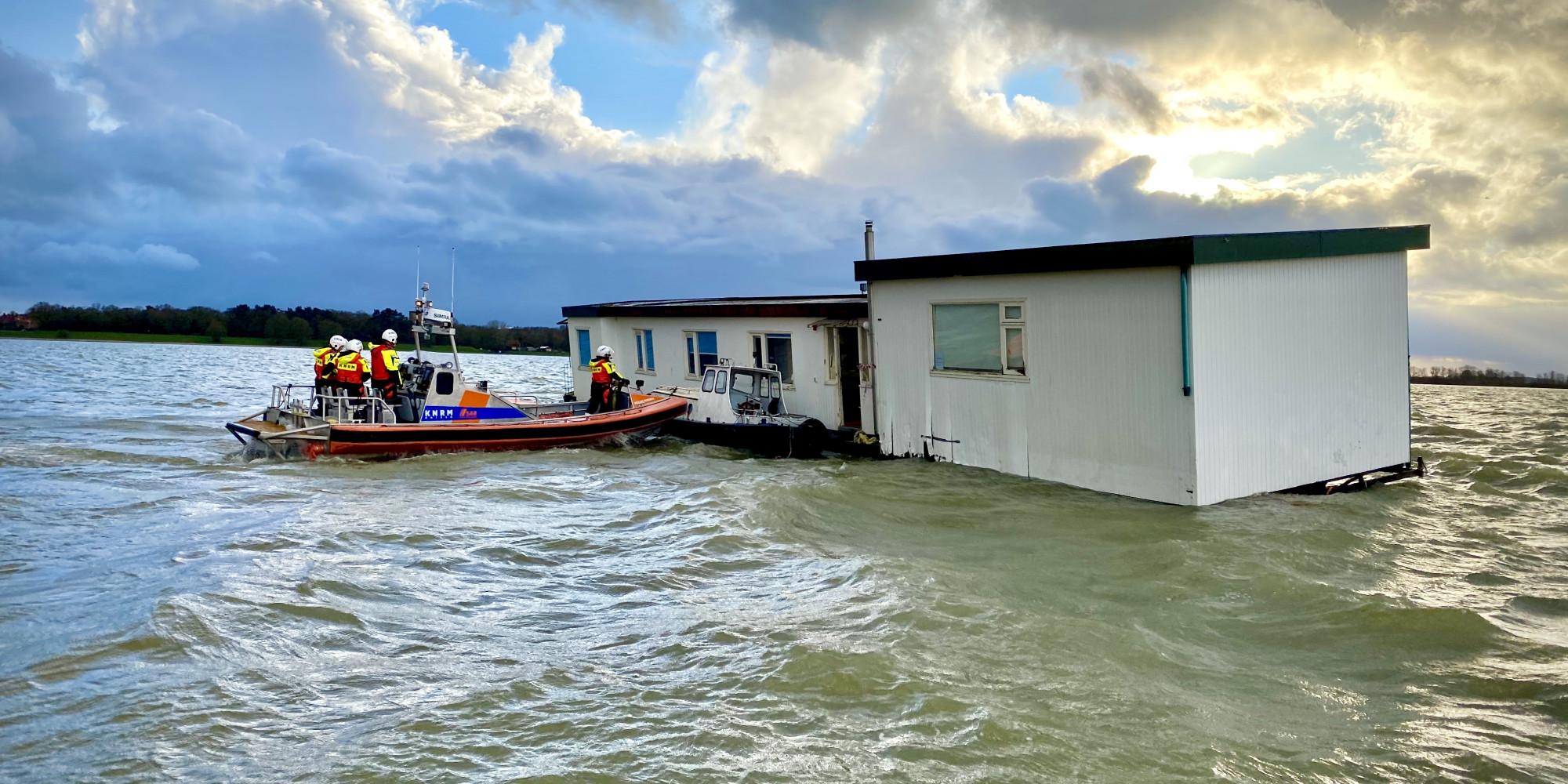 Woonboot IJmeer