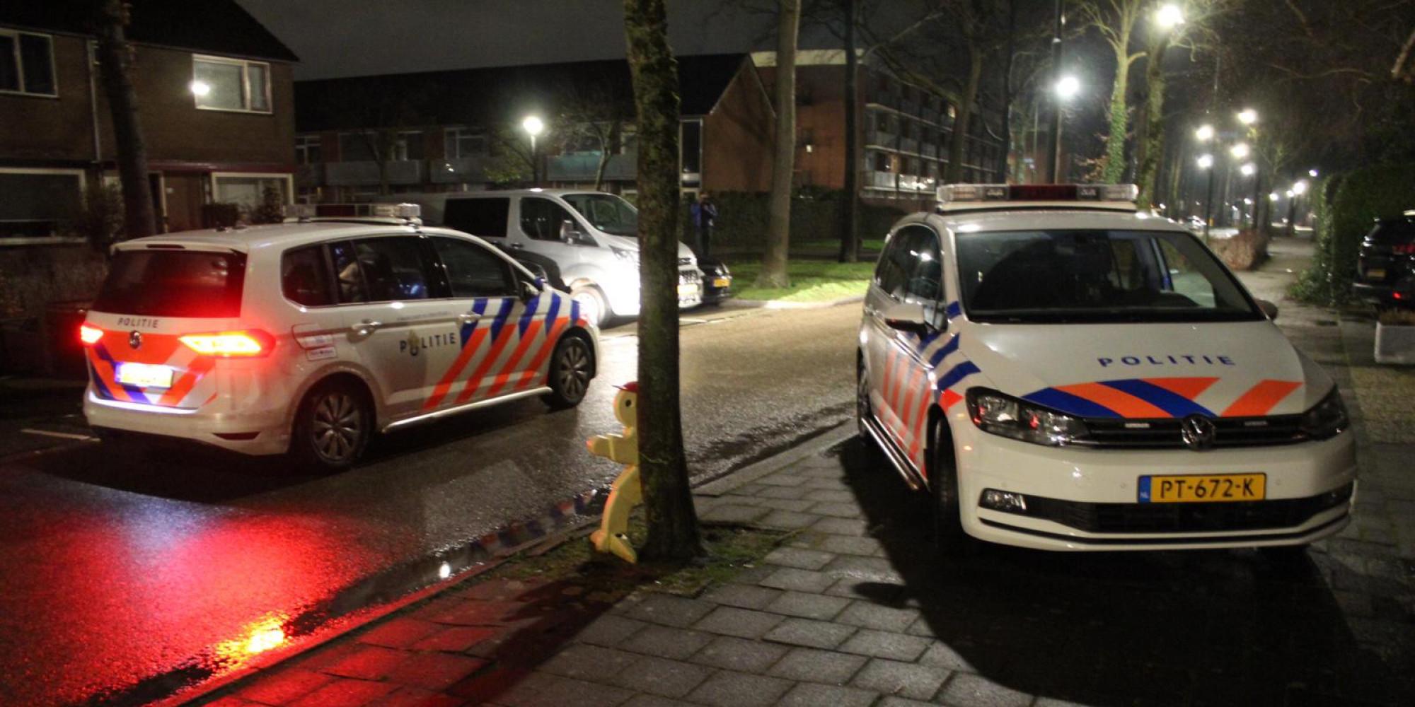 Steekincident in woning in Huizen 29 feb 20