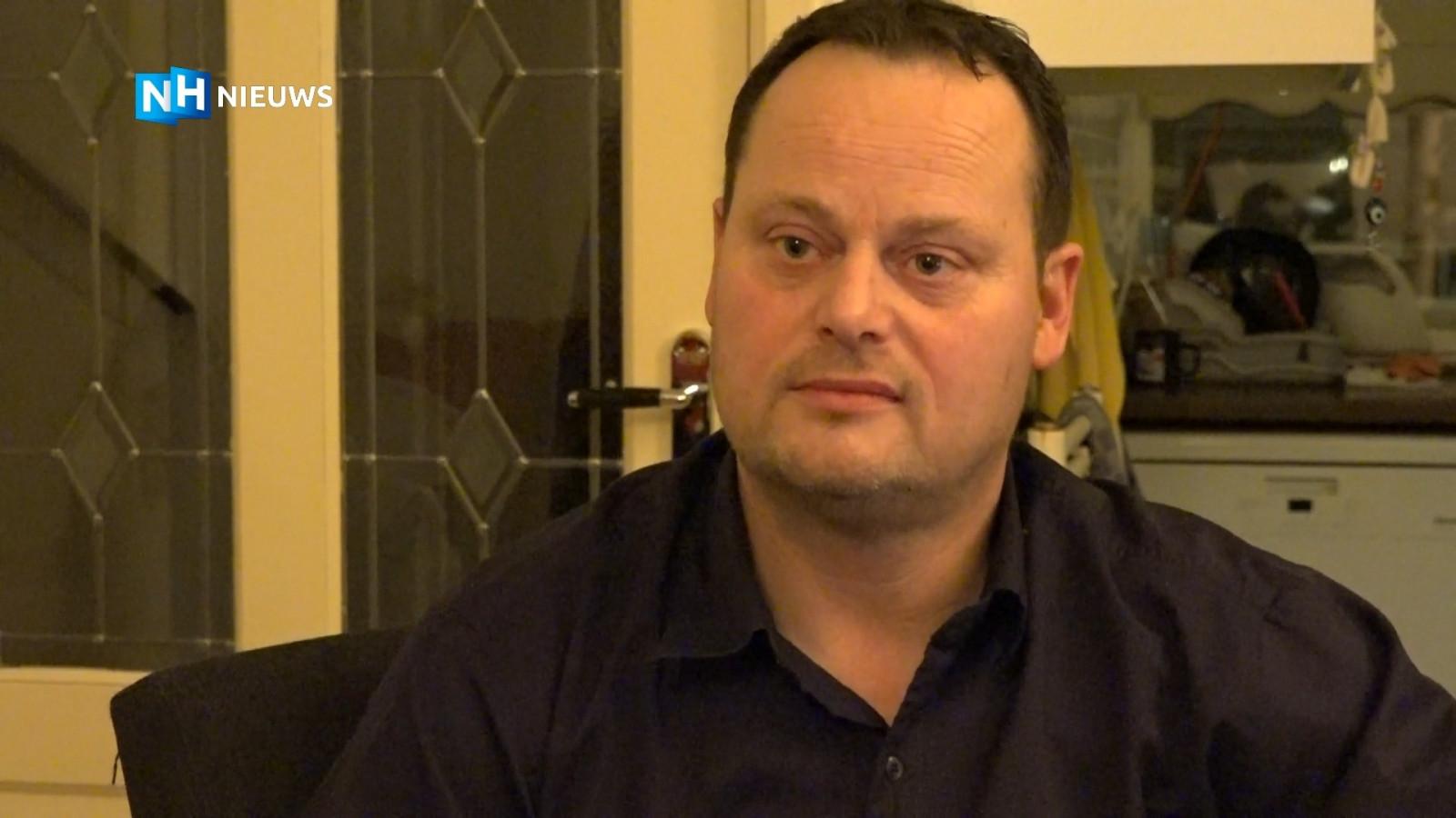 Michael Hoveling is de zoon van de omgekomen Willem Hoveling