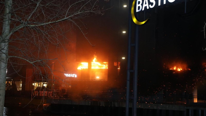 Brand Bastion Hotel Santpoort-Noord