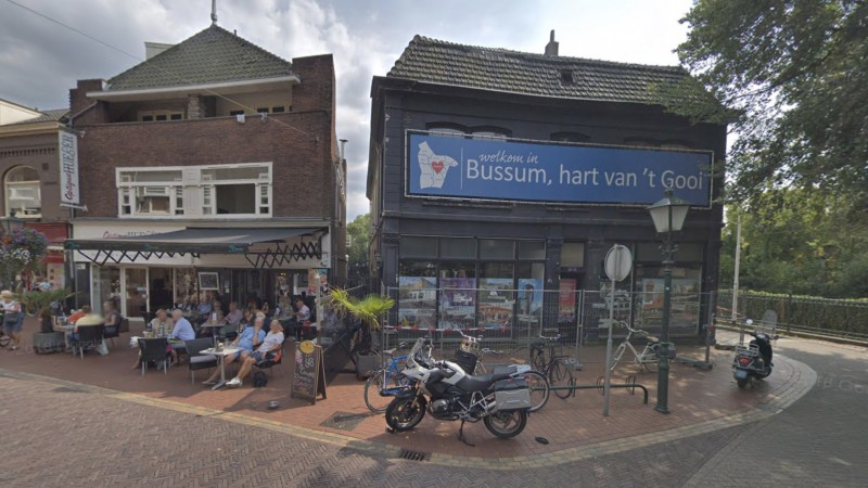 Bussum winkelstraat