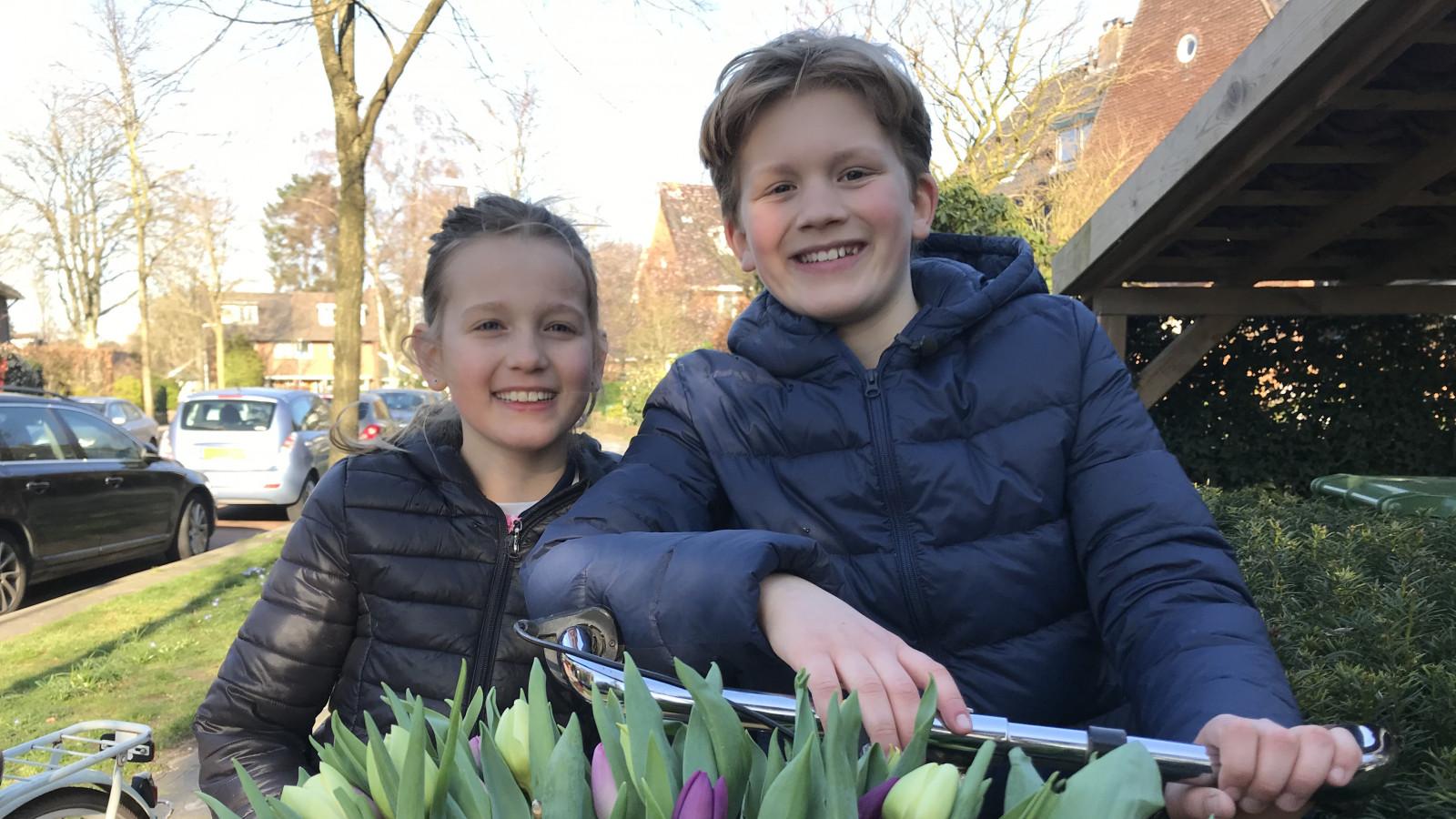 Tulpenhandeltje