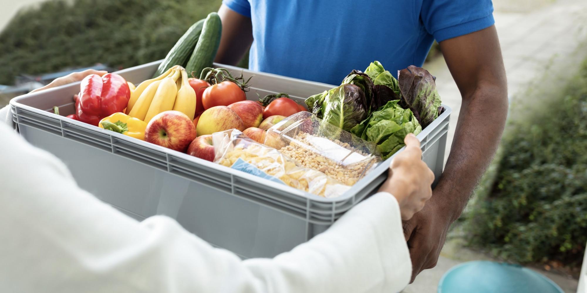 Voedselbank stock