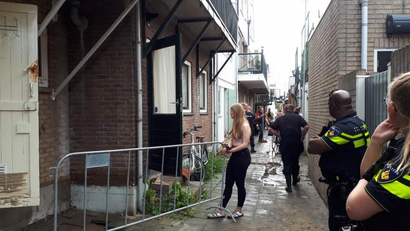 Leidingbreuk Volendam