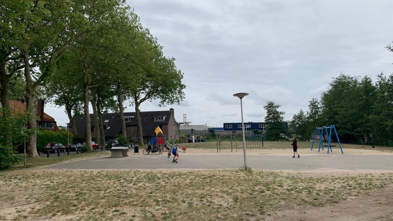 Speelveldje Jan ter Gouwweg