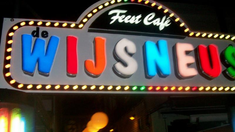 Café Wijsneus op Texel