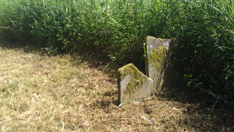 Oude grafzerk Joodse begraafplaats